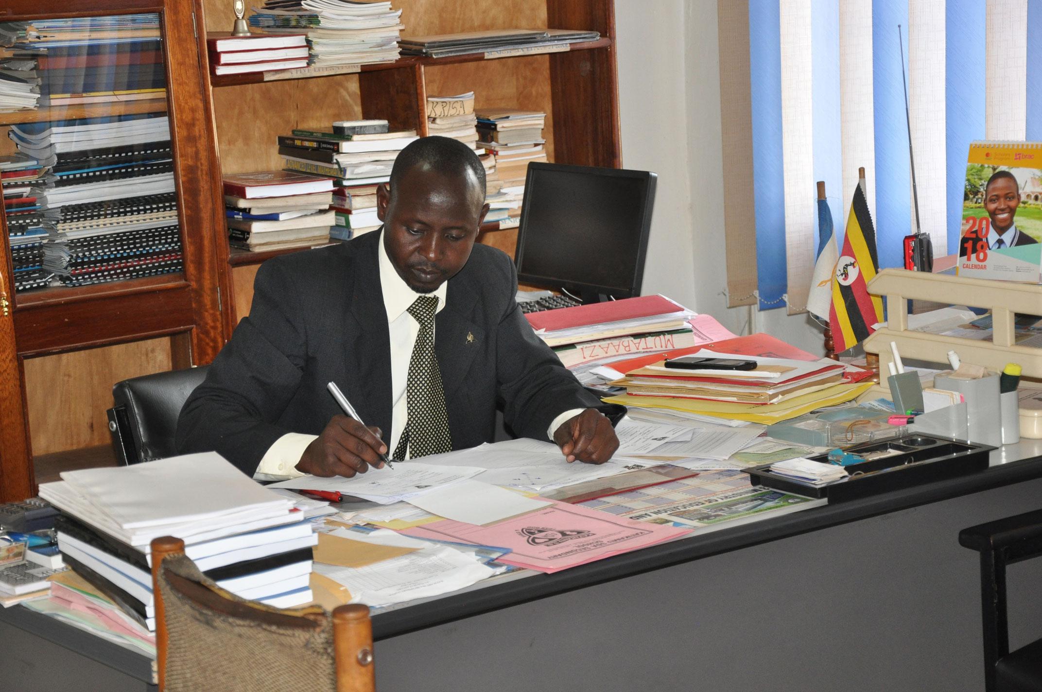 Mr. Mutabazi Matthew